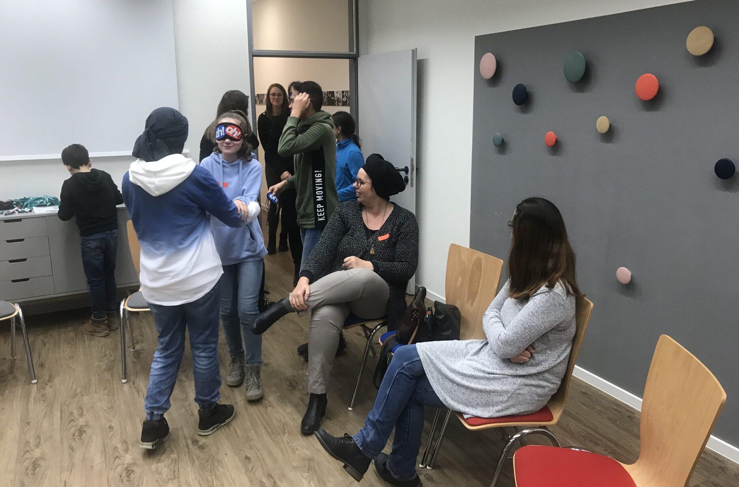 Workshop in der OH